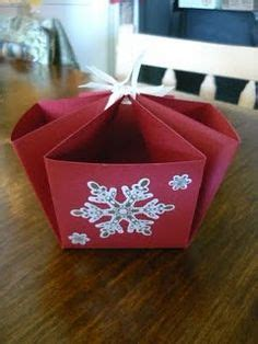 Origami Gift Basket - office gift ideas on gift
