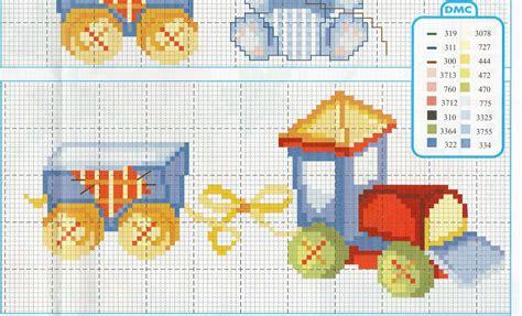 punto croce lettere per bambini schemi punto croce bambini