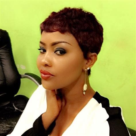 hairstyles of yvonne nelson from the archives which ghanaian celebrity rocked the