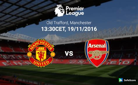 arsenal manchester united arsenal to prove title credentials against manchester