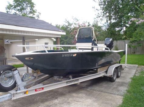 aluminum boats in louisiana for sale 2003 gaudet custom aluminum boat bay boat for sale in