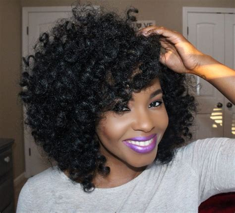 how to style crochet hair crochet braids jamaican bounce curl hair pinterest