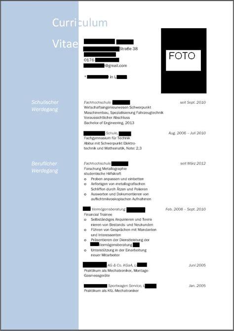 Praktikum Bewerbung Pwc Lebenslauf F 252 R Ein Praktikum Englisch Pictures To Pin On