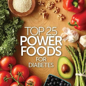 what are the best foods to eat top 25 power foods for diabetes diabetic living
