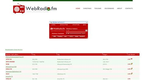 best web radio top 10 to listen and