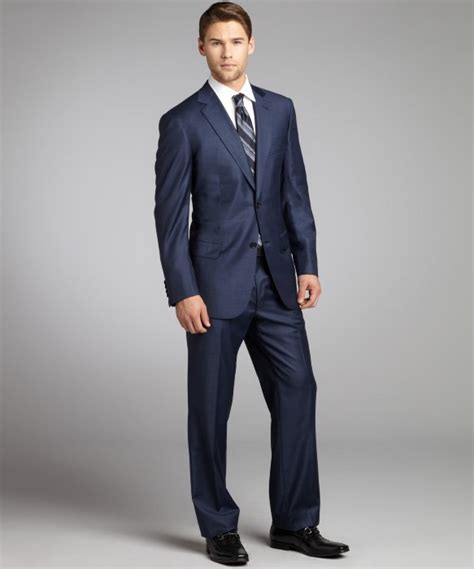 Handmade Suits - wear brioni suits for handmade suits fitting