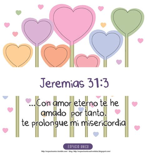imagenes de con amor eterno te he amado jerem 237 as 31 3 con amor eterno te he amado por tanto