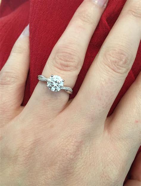 brilliant earth engagement ring weddingbee photo gallery