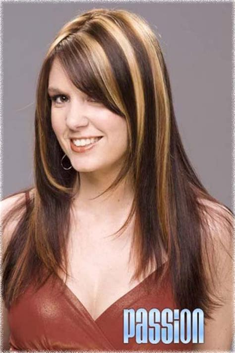 hair styles with frost color hairstyle for women with highlights www pixshark com