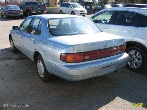 1992 Toyota Camry 1992 Blue Pearl Toyota Camry Le Sedan 62595889 Photo