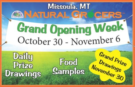 Vitamin Cottage Grocers Locations by Grocers Opens New Store In Missoula Mont