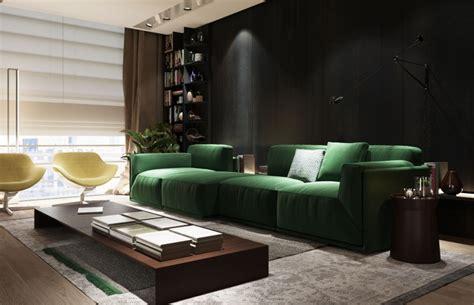bachelor pad sofa ukrainian bachelor pad blends both light and dark