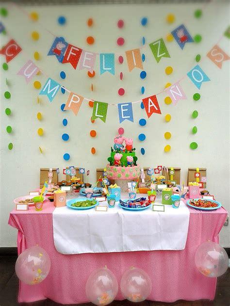 decoracion cumplea os peppa pig decoracion de cumplea 241 os de peppa pig buscar con decoraci 243 n para fiestas