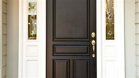 How To Paint Exterior Doors How To Paint An Exterior Door