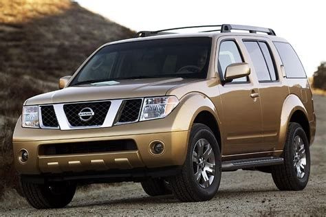 2005 nissan pathfinder overview cars