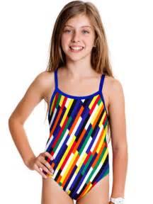 Funkita san fran summer girls one piece swimsuit