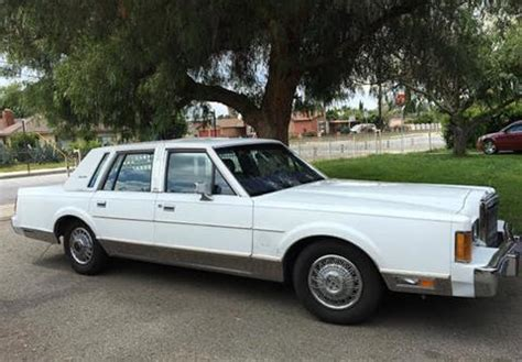 blue book used cars values 1989 lincoln town car head up display used 1989 lincoln town car for sale carsforsale com