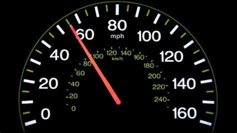 Speed Read Feed For February 20 2007 by Image Gallery Speedometer 60 Mph