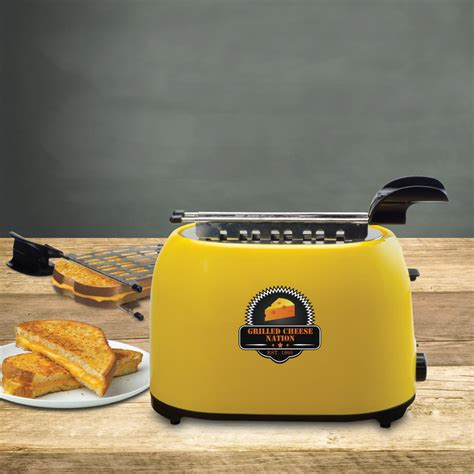 Toaster Oven Grilled Cheese grilled cheese toaster the green