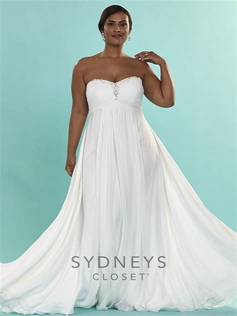Designers With Plus Sized Wedding Dresses by 10 Stunning And Affordable Plus Size Wedding Dress Designers