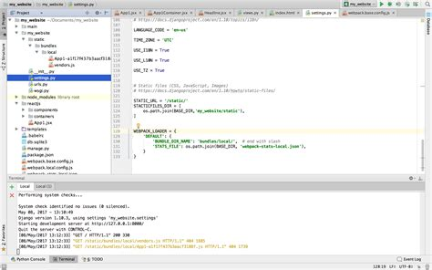 django tutorial stackoverflow python setting up django and react stack overflow