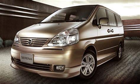 Karpet Comfort Nissan Serena nissan serena 2 0l at c vtc mpv for sale from selangor