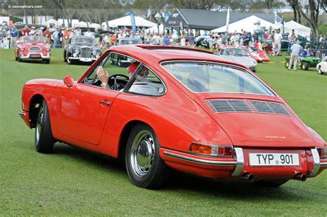 porsche 901 concept 1963 porsche 901 conceptcarz com