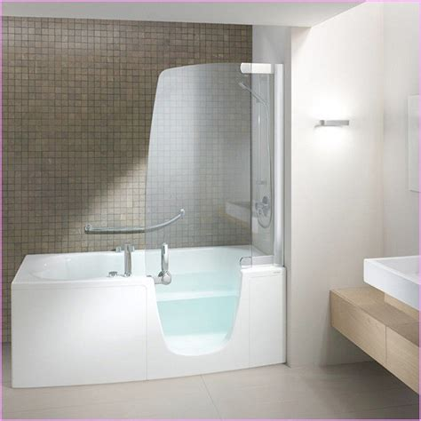 walk in shower bathtub combo walk in shower tub combination home design