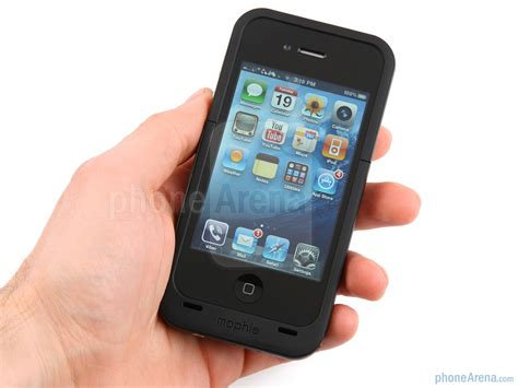Hp Iphone 4 Plus mophie juice pack plus for iphone 4 review