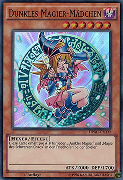 yugioh magier deck dunkles magier m 228 dchen duelist pack battle city duelist