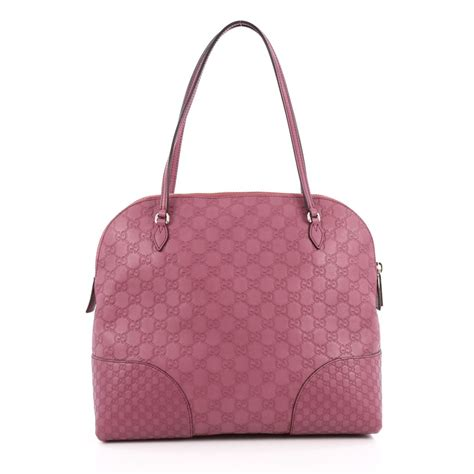 G Ci Bag 1660 buy gucci dome tote guccissima leather medium pink 1964801 trendlee