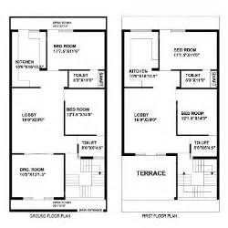 House Design 15 X 60 30 Feet By 60 Feet House Map Plan 1 Pinterest House