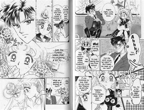 Memorable Manga Moments: Sailor Moon vol. 1   Heart of Manga