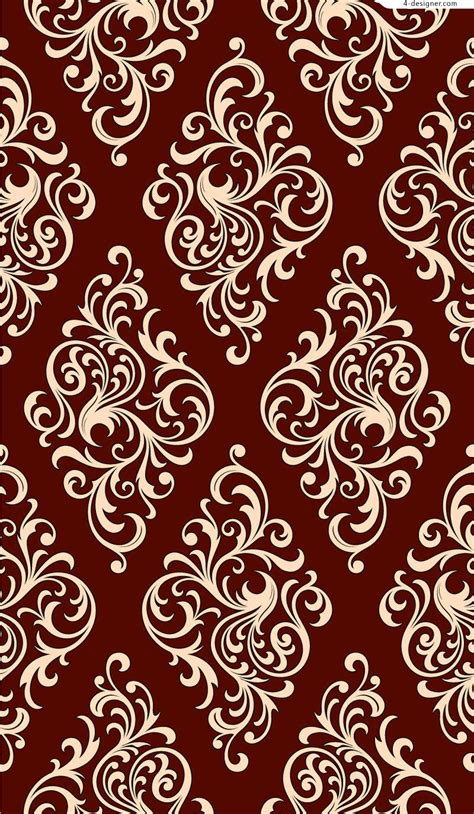 what is pattern in design 4 designer continental decorative pattern design vector