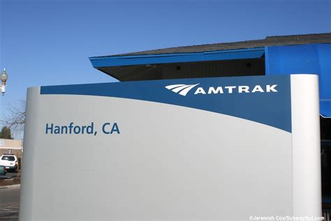 hanford ca amtrak san joaquin the subwaynut
