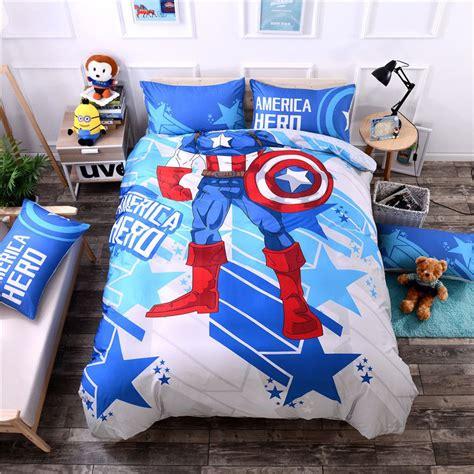 Captain America Bedding by Captain America Bedding Set Size