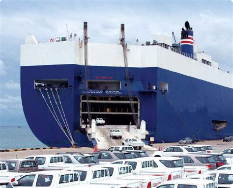 boat car shipping international shipping cars from the usa