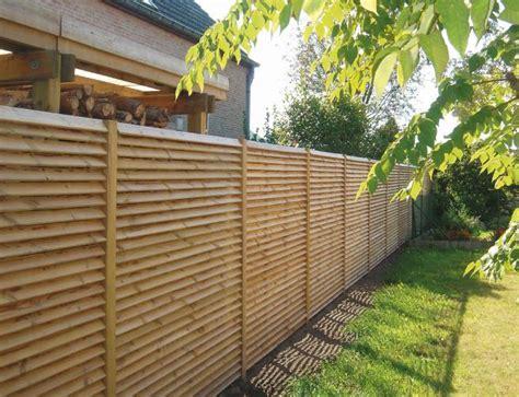 cloture en bois pour jardin pas cher panneaux bois cloture pas cher