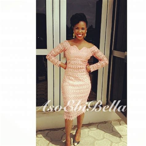 asoebi bella short gowns 2017 aso ebi styles 18 latest lace and asoebi designs