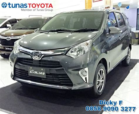 Mobil Toyota Calya toyota new calya 1 2 g a t 2018 harga terbaik
