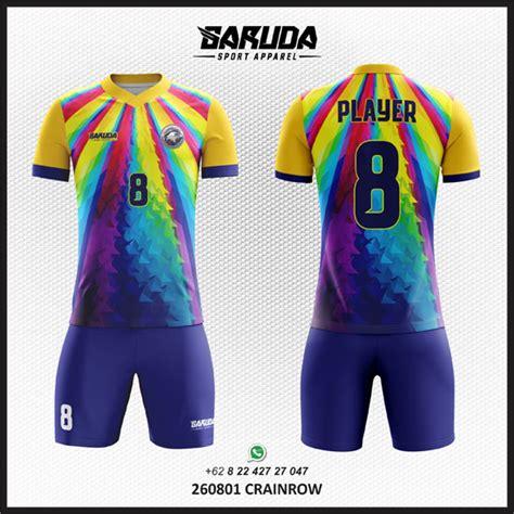 desain baju futsal biru desain baju futsal crainrow garuda print garuda print