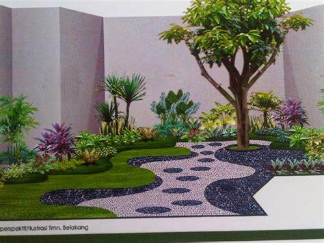 buat taman rumah cantik taman rumah minimalis