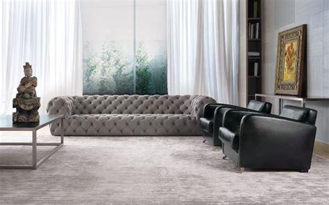 baxter italia divani italienische gem 252 tlichkeit sofas baxter