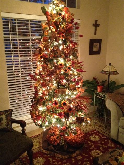 pics of decorated trees best 25 fall tree ideas on twig tree prim and decorations