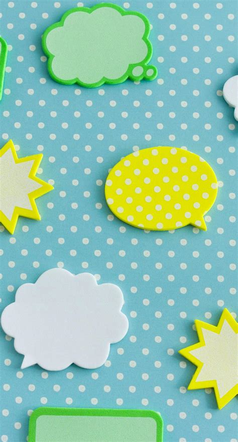 Pineapple Background Kuning yellow green and blue balloon illustrations