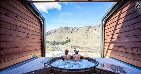 onsen spa onsen glacier hot pools everything new zealand
