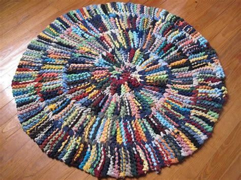 30 best images about knit rag rugs on rag rug