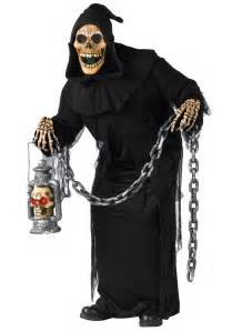 Scary Halloween Costumes For Men Scary Grave Ghoul Costume Grim Reaper Costume Ideas For Adults