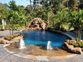 Backyard Oasis Pools Creating A Backyard Oasis