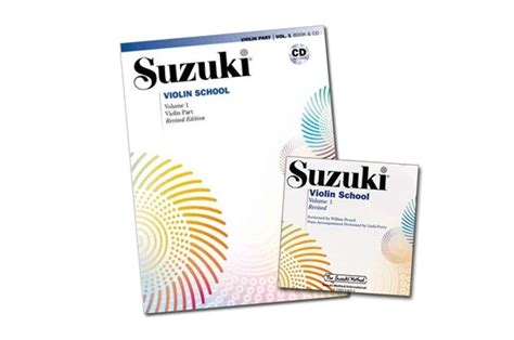 Suzuki Books Suzuki Violin School Volume 1 Revised Edition Book Only